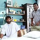 Jayam Ravi and Yogi Babu in Comali (2019)