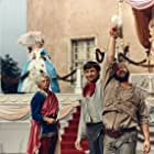 Peter Herden, Jirí Menzel, and Friedo Solter in Sechse kommen durch die Welt (1972)