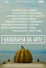 Geografia da Arte Poster