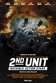 2nd Unit: Invisible Action Stars Poster