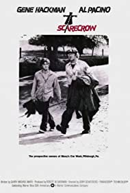 Scarecrow (1973) Poster - Movie Forum, Cast, Reviews