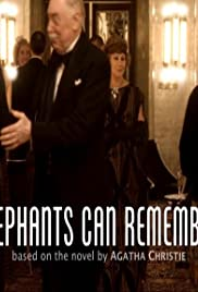 Elephants Can Remember Poster