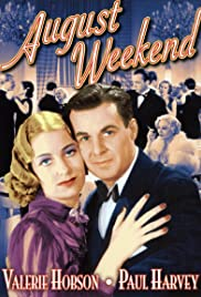 August Weekend Poster
