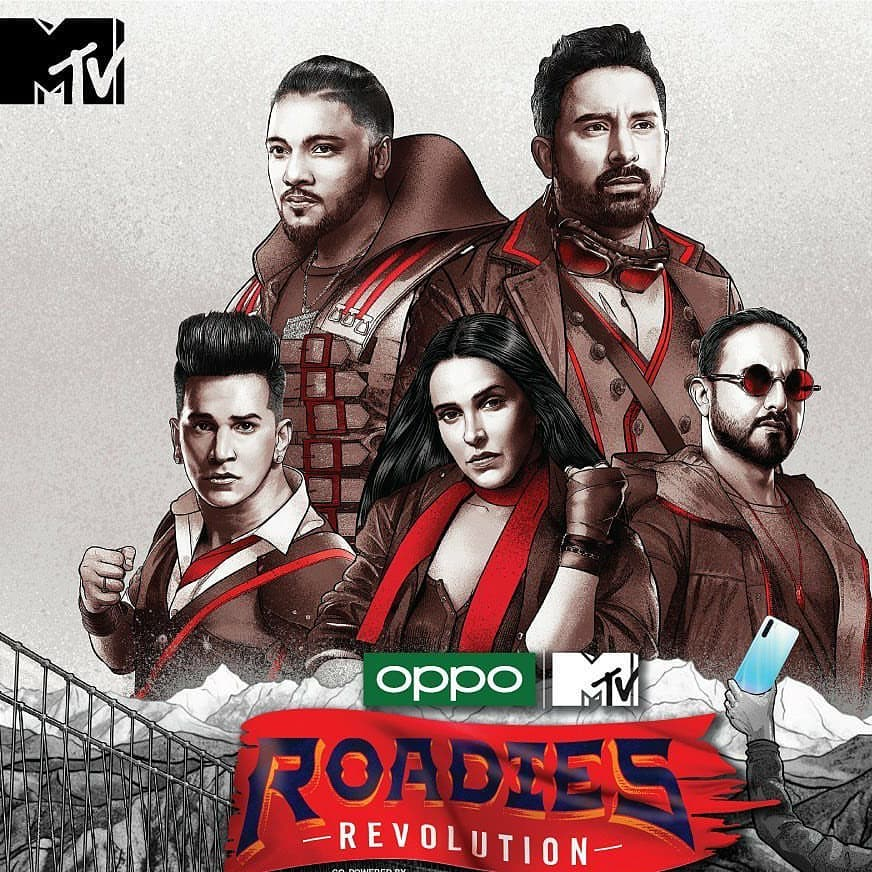 Mtv Roadies Revolution 4th July 2020 Hindi HDRIp Esubs DL