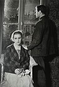 Francis Lederer and Henny Porten in Zuflucht (1928)