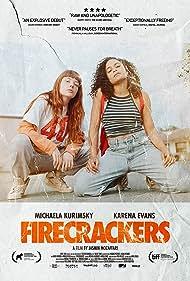 Michaela Kurimsky and Karena Evans in Firecrackers (2018)