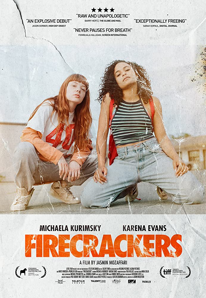 Firecrackers (2019) English 720p HDRip 795MB | 300MB Download