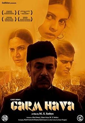 Kaifi Azmi (story and screenplay) Scorching Winds Movie
