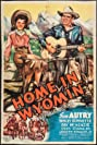 Home in Wyomin' (1942) Poster
