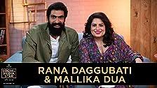 'Estrella de las redes sociales con Janice' E05: Rana Daggubati y Mallika Dua