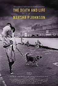 Marsha P. Johnson in The Death and Life of Marsha P. Johnson (2017)