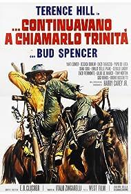 Continuavano a chiamarlo Trinità (1971) Poster - Movie Forum, Cast, Reviews