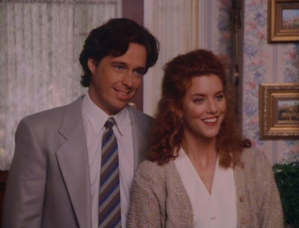 Lisa Akey and Brian McNamara in Murder, She Wrote (1984)