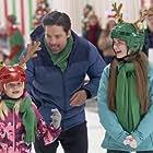 Myla Volk, Warren Christie, and Summer H. Howell in Crashing Through the Snow (2021)