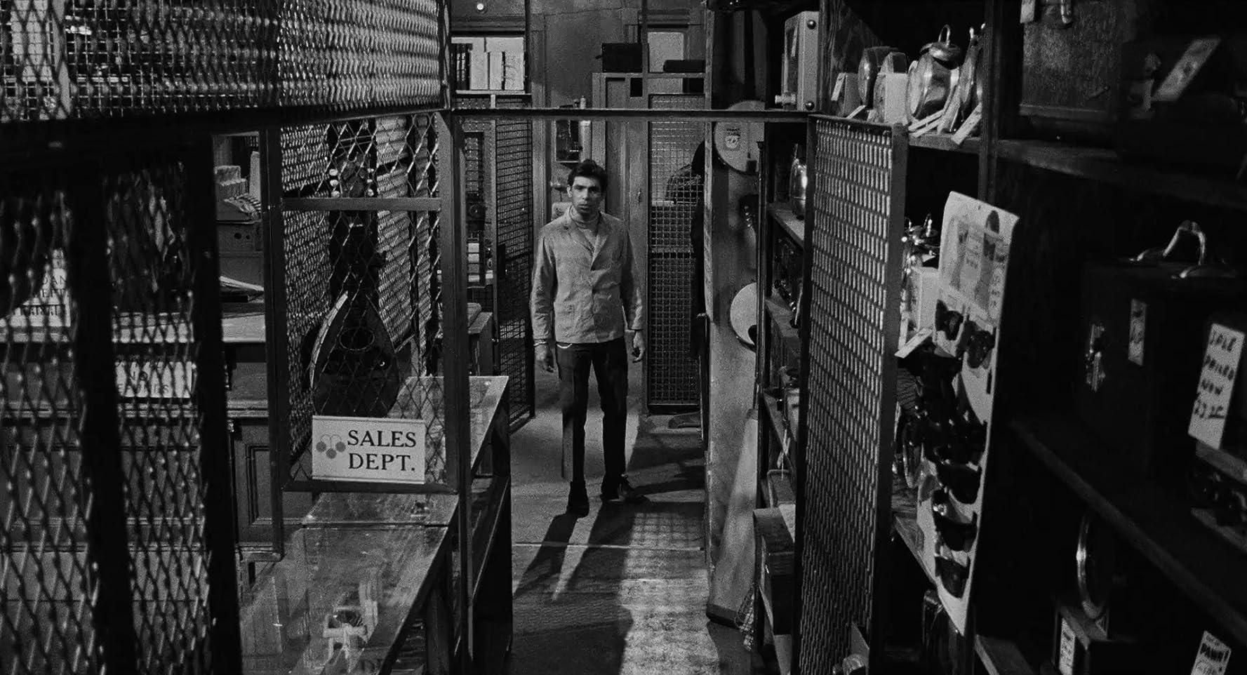 Risultati immagini per the pawnbroker 1964