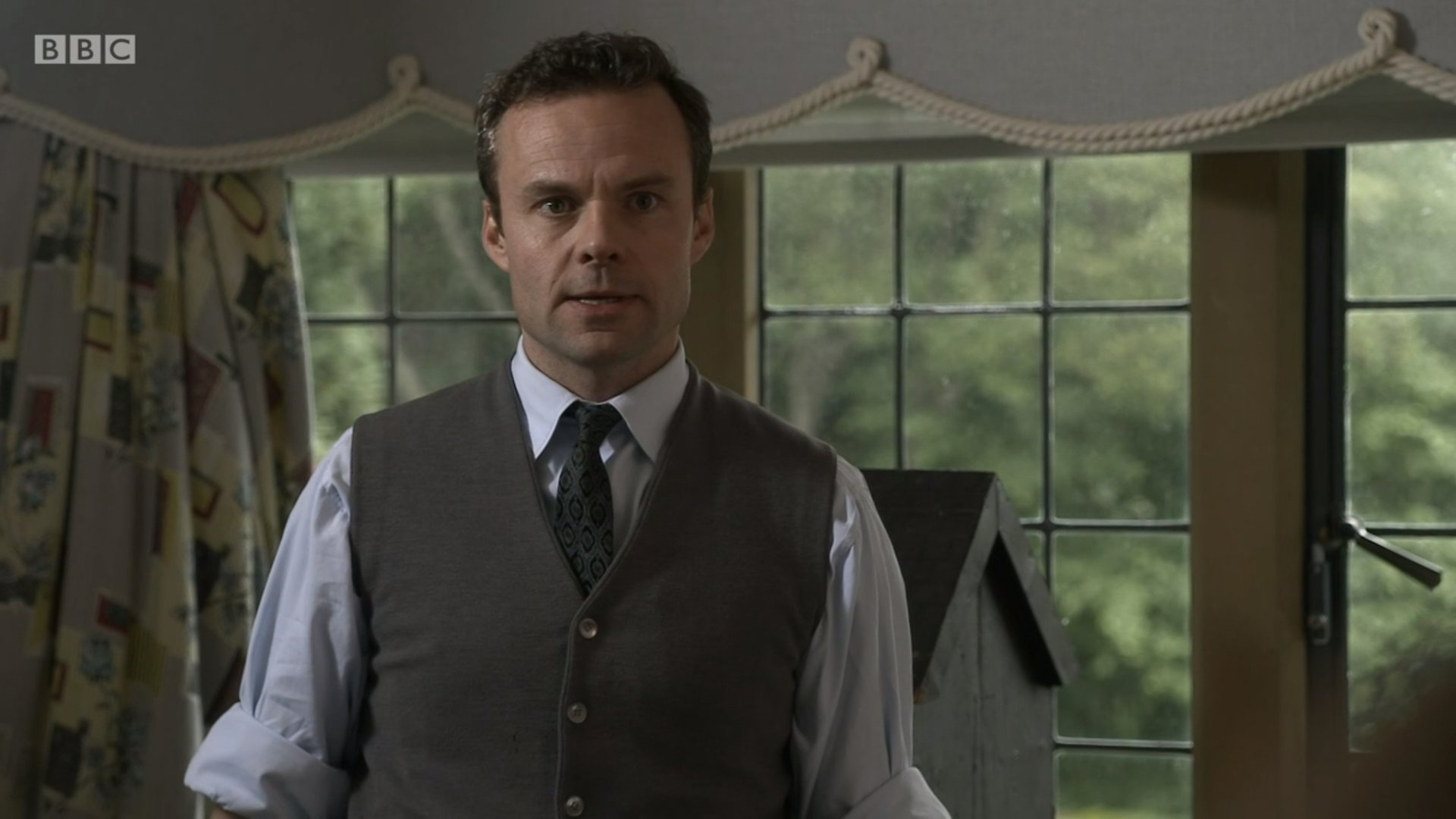 Jamie Glover in Father Brown (2013)