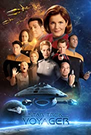Star Trek: Voyager Poster - TV Show Forum, Cast, Reviews