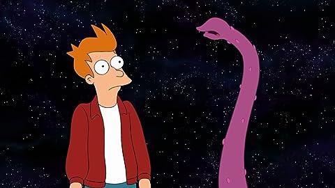 Futurama 6×08 – La bestia con mil millones de espaldas: parte 4
