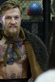 Conor McGregor in Conor McGregor Storms out During Interview: Game of War (2015)