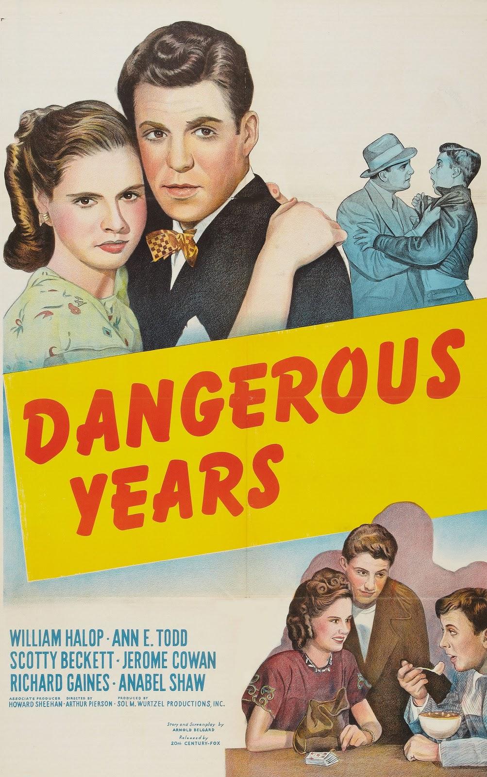 Dangerous Years (1947) - IMDb