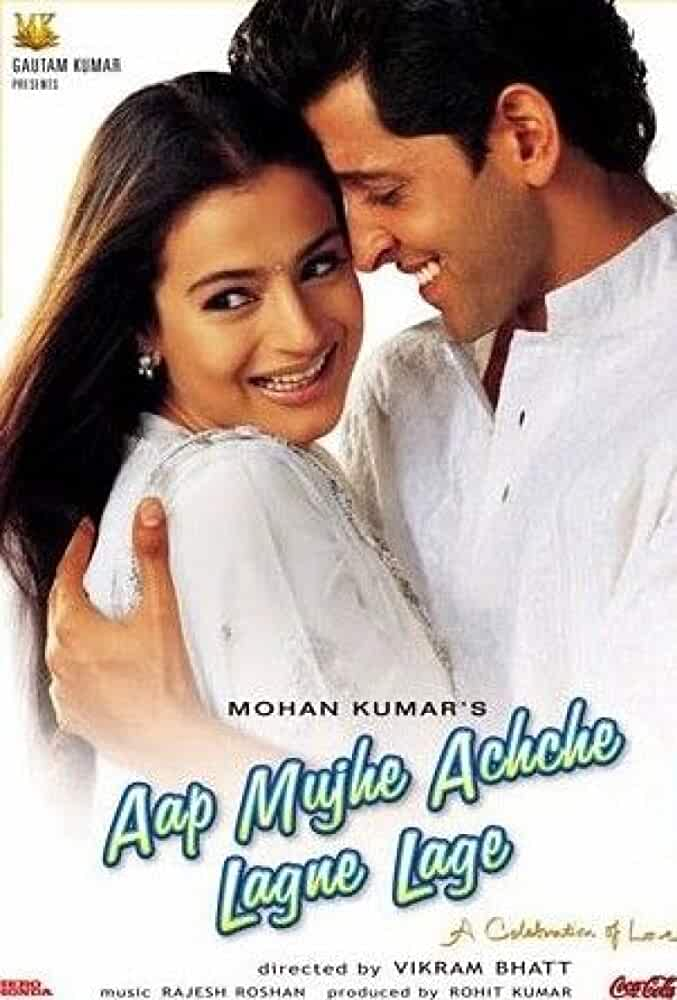 Aap Mujhe Achche Lagne Lage (2002) Hindi 720p HEVC HDRip x265 ESubs [800MB] Full Bollywood Movie