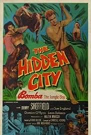 Bomba and the Hidden City Poster