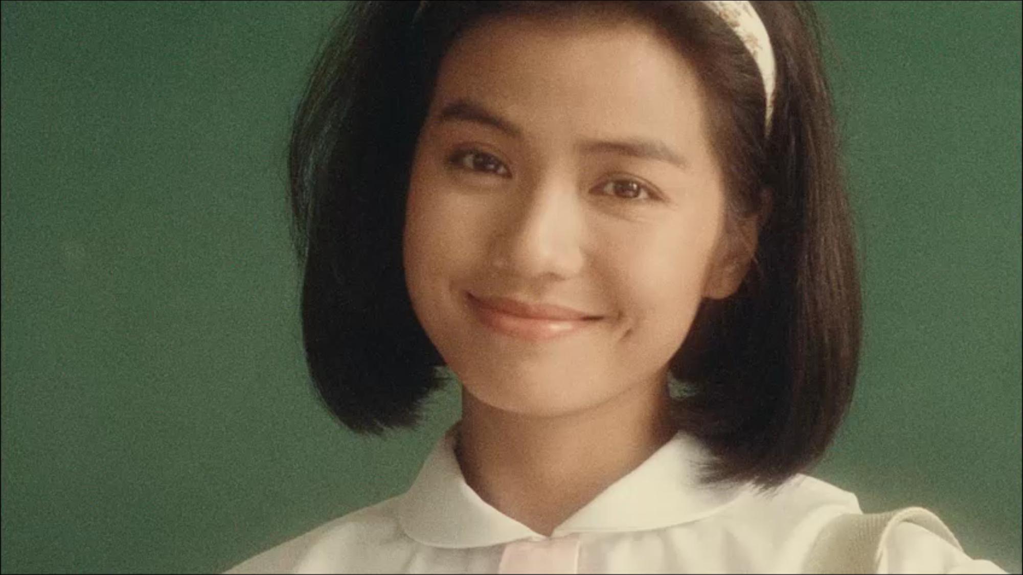 Cherie Chung in Liu jin sui yue (1988)