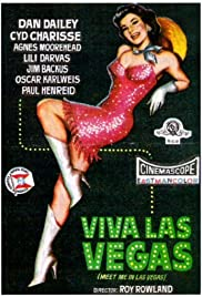 Meet Me in Las Vegas (1956) Poster - Movie Forum, Cast, Reviews