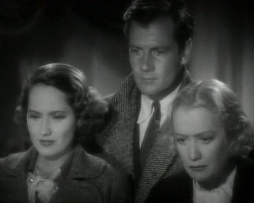 Miriam Hopkins, Joel McCrea, and Merle Oberon in These Three (1936)