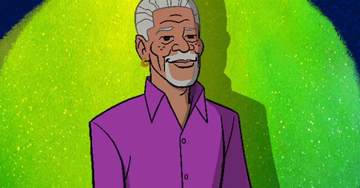 Morgan Freeman in The Last Inmate! (2020)