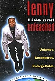 Lenny Henry: Lenny Live and Unleashed Poster