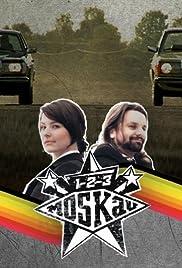 1-2-3 Moskau! Poster