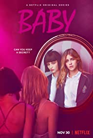 Benedetta Porcaroli and Alice Pagani in Baby (2018)
