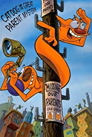 CatDog: The Great Parent Mystery (2001) Poster - Movie Forum, Cast, Reviews