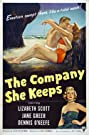 The Company She Keeps (1951) Poster