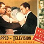 Mary Astor, Joyce Compton, Henry Mollison, Nat Pendleton, and Lyle Talbot in Trapped by Television (1936)