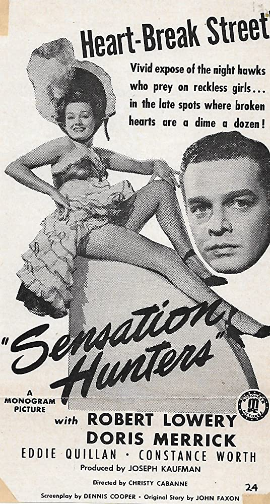 Sensation Hunters (1945)