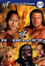 WWF Rebellion Poster