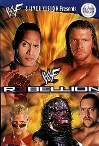 Primary photo for WWF Rebellion