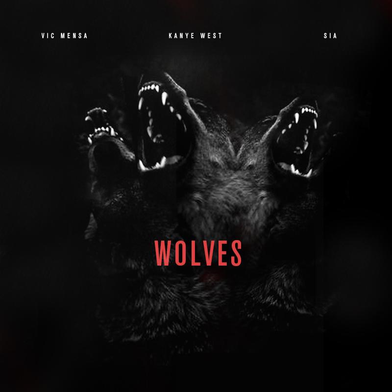 Kanye West Wolves 2016
