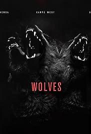 Kanye West: Wolves Poster
