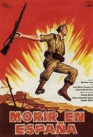 Morir en España Poster