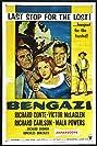 Bengazi (1955) Poster