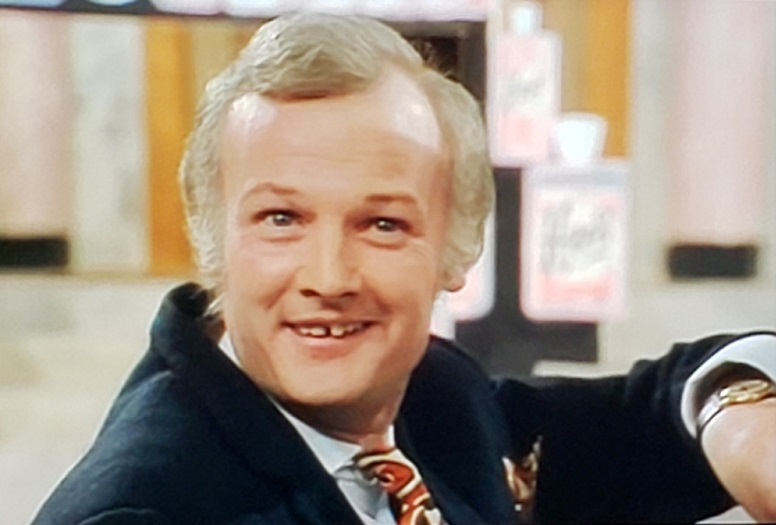 John Inman in Are You Being Served? (1972)