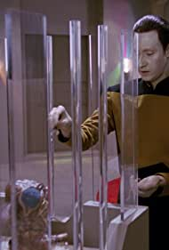 Brent Spiner in Star Trek: The Next Generation (1987)