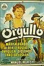 Orgullo (1955) Poster