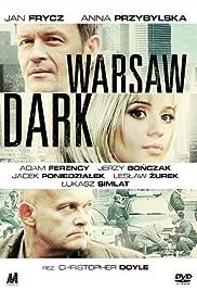 Warsaw Dark Poster