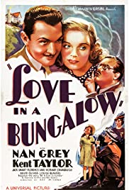Love in a Bungalow Poster