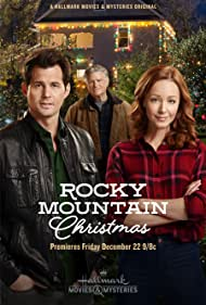 Treat Williams, Lindy Booth, and Kristoffer Polaha in Rocky Mountain Christmas (2017)