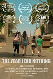 The Year I Did Nothing Poster